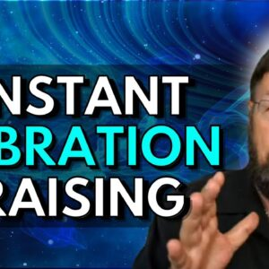 RAISE YOUR VIBRATION & INCREASE YOUR FREQUENCY | Law of Attraction Manifesting Secrets
