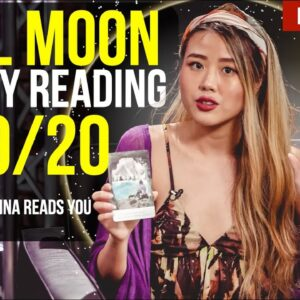 Full Moon in Pisces 20th September 2021 | Things You MUST Know.. [Ft. Tina Reads You]