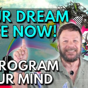 Reprogram Your Mind To Create Your Dream Life With The Law of Attraction