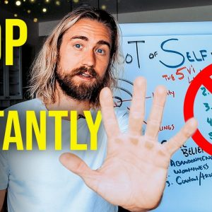 The Secret to WHY you Self Sabotage? (5 ways to STOP the Cycle INSTANTLY)