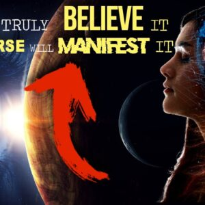 The Universe Will Manifest EXACTLY What Your Subconscious BELIEVES!