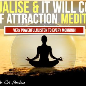 Visualise and It Will Come   11 Minute LOA Meditation VERY POWERFUL!! [Listen to Every Morning]