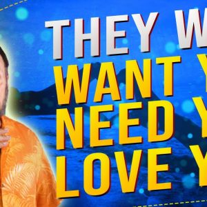 4 Steps To Get Someone To Want You, Need You, and Love You. Specific Person | Law of Attraction