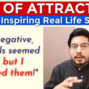 MANIFESTATION #232: 🔥 Can Negative People Achieve Great Success with Law of Attraction? | INSPIRING