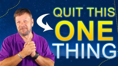 Quit This One Thing & Manifest What You Really Want Fast