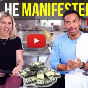 The Exact Method He Used To Manifest $639,320 On YouTube!!