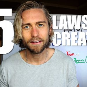 the ONLY 5 Laws of Creation (live by these and WATCH what happens)